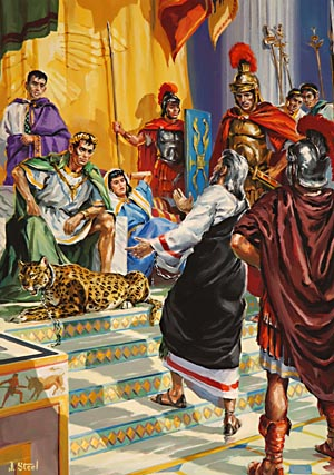 Persecution of Paul