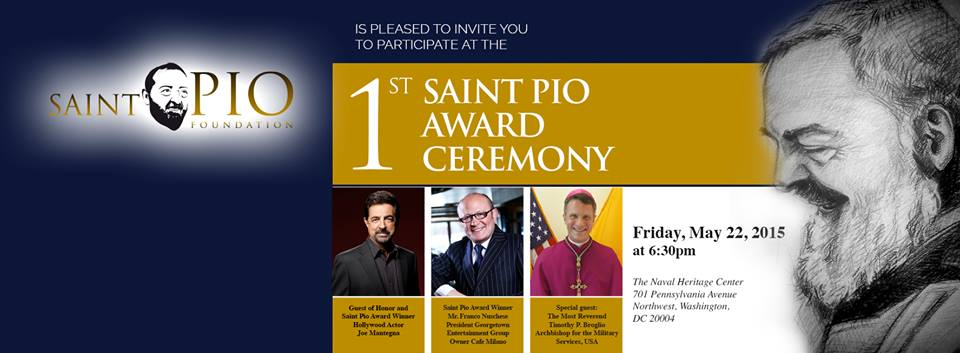St Pio Award