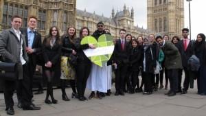 interfaith Climate Lobby at Parliament