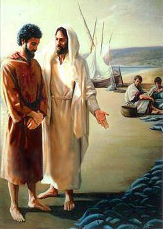 jesus-peter-lovest-thou-me-2