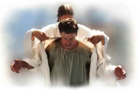 new clothes in christ