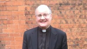 Mgr Patrick McKinney, Bishop-elect of Nottingham diocese.