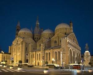 Basilica in Padua