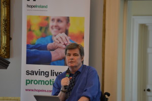 Dr Kevin Fitzpatrick Founder of Hope Ireland