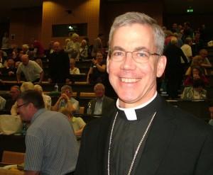 Archbishop Charles Brown, Apostolic Nuncio to Ireland