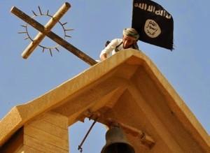 ISIS destroying Iraqi Christian churches