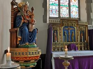 Slipper Chapel, Walsingham