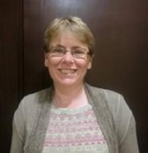 Sr Kathleen McGarvey OLA, the new president of the IMU.