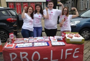 Youth4lfe Roadshow stall