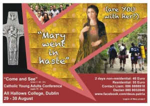 14th All Ireland Catholic Young Adults Conference