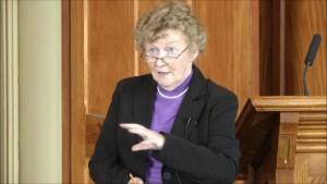 UCC professor emeritus Aine Hyland