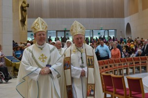 Archbishop Eamon Martin adn Bishop Philip Boyce1