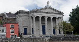 St Mary's Church on Pope's Quay  in Cork.