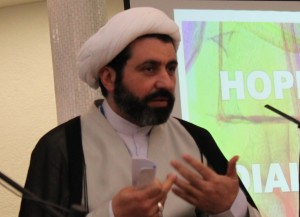 Dr Mohammed Ali Shomali, Director of the Islamic Centre of England