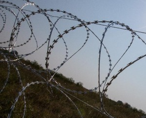 Hungary reinforces border with Serbia.