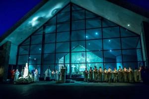 Knock Shrine. Pic courtesy: Catholic Bishops