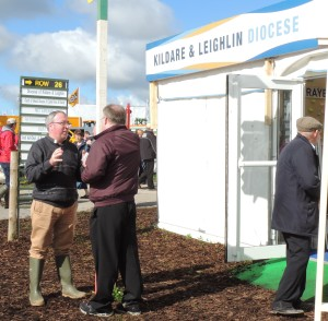 meeting point -Diocesan stand at National Ploughing Championship