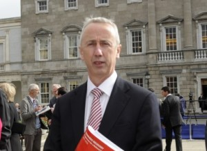 Minister Kevin Humphreys