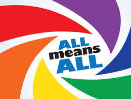 All means inclusive