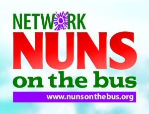 nuns on the bus 217374_10151696797968573_1900739604_n