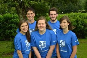 The NET Ministries team in Cork