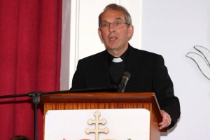 Fr Tom Fogarty, president of St Patrick's College Thurles.