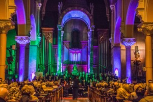 last year's Messiah performance at Whitefriar Street church