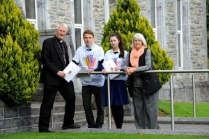 Bishop Ray Browne and organisers at launch
