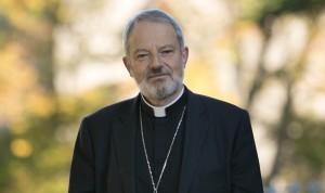 Bishop Kevin Doran banner
