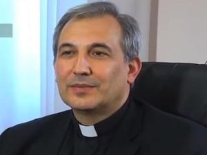 Mgr Lucio Angel Vallejo Balda