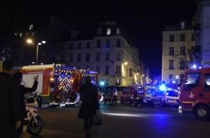 Parish attacks 13 November 2015