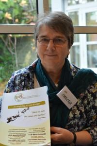 Sr Imelda Poole IBVM - President of RENATE