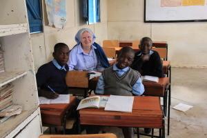 Sr Mary Killeen - education