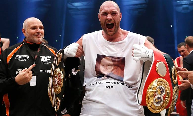 Tyson fury homosexuality and christianity