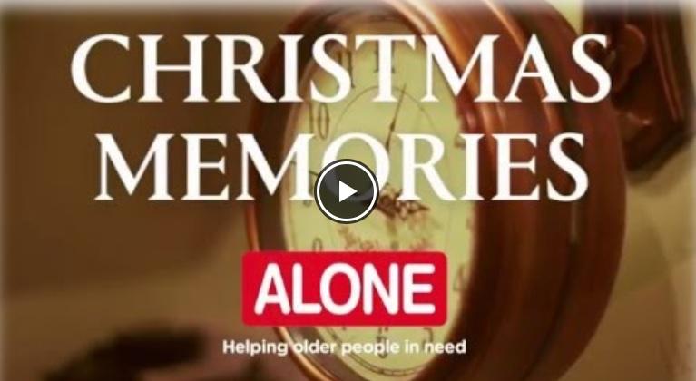 ALONE releases 'Christmas Memories' video - Catholicireland.netCatholicireland.net