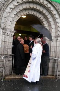 Bishop O'Mahony funeral 2