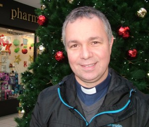 Fr Arnold Rosney, CC Shannon