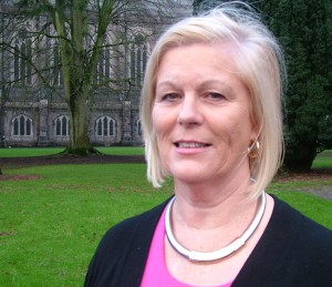 Mary Johnston, Specialist in Counselling, Accord