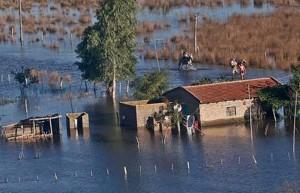 Paraguay floods