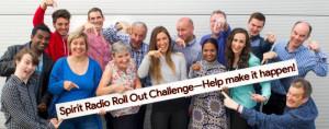 Spirit Radio Roll Out Challenge