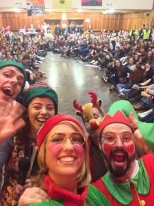 Youth 2000 Retreat participants Newbridge December 2015