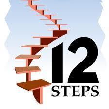 12 steps retreat