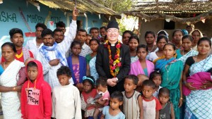Bishop Paul Simick of Nepal