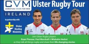Ulster rugby faith