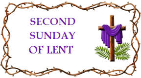 Lent 2 SUN