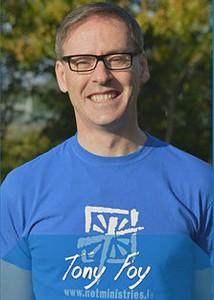 Tony Foy, Executive Director NET Ministries