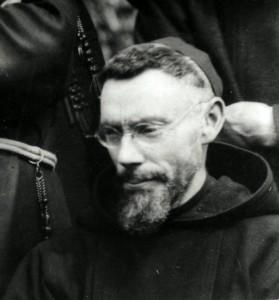 Fr Aloysius Travers OFM Cap. (1870-1957)