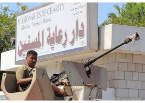 Missionaries of Charity home in Aden, Yemen. Pic: courtesy AFP.