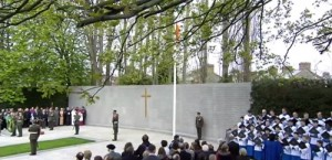 Arbour Hill ceremony