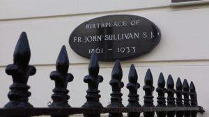 Birthplace of Fr John Sullivan
